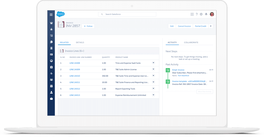 introducing salesforceiq crm  sales tools