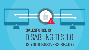 Salesforce TLS 1.0