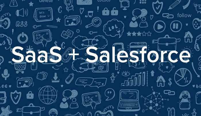 SaaS + salesforce