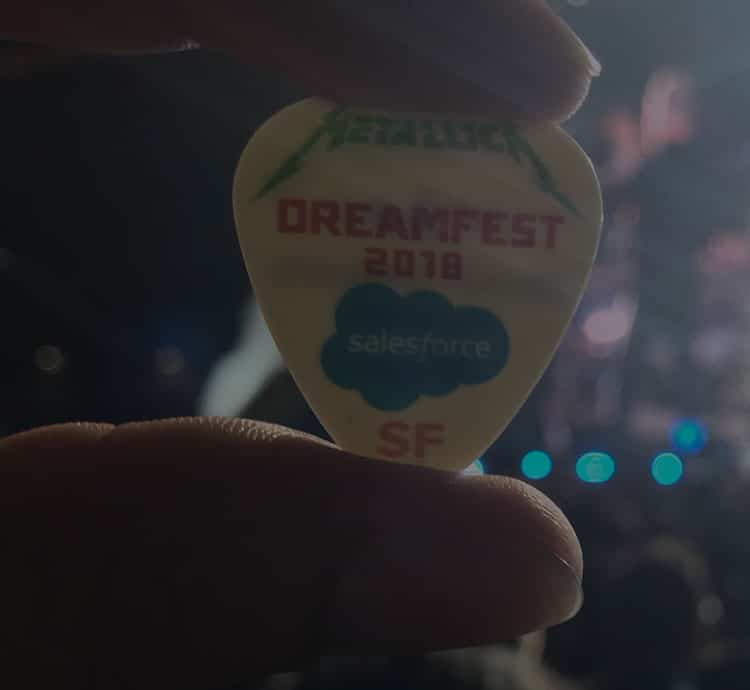dreamforce event 2018