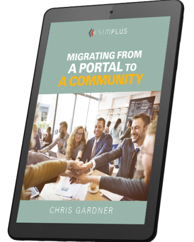 migration from portal to community ebook