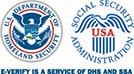 US e-verify government seal