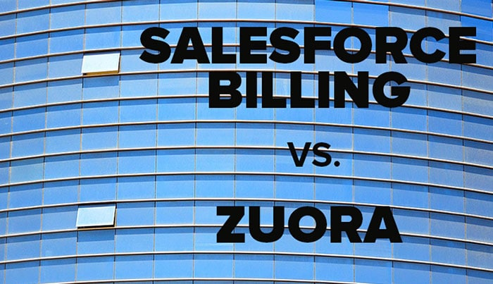 salesforce billing