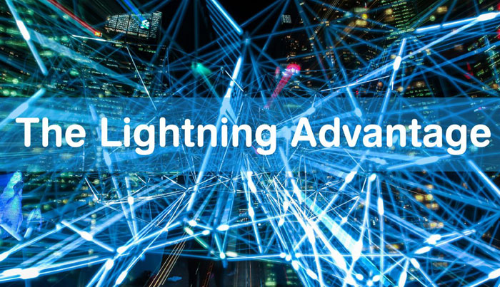 the lightning advantage salesforce