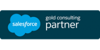 Salesforce Gold Consulting Partner Badge