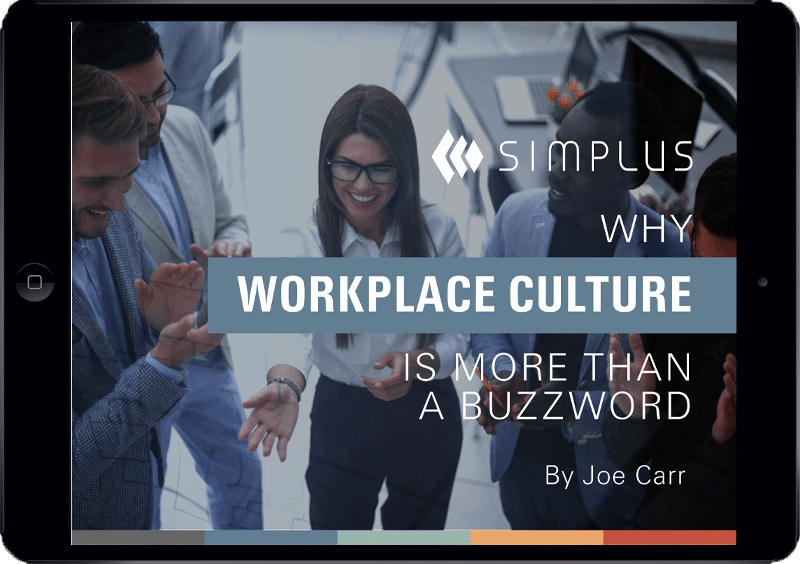 Simplus Work Culture eBook
