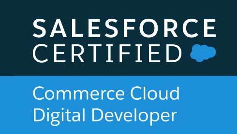 Salesforce B2C Commerce Developer