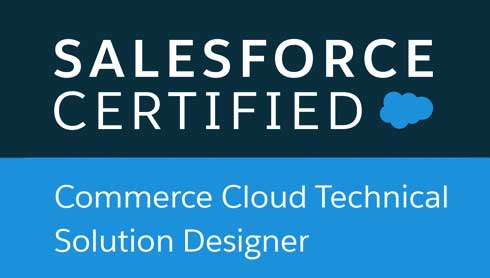 Salesforce B2C Technical Solutions Designer
