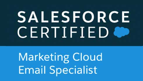 Marketing cloud Specialist