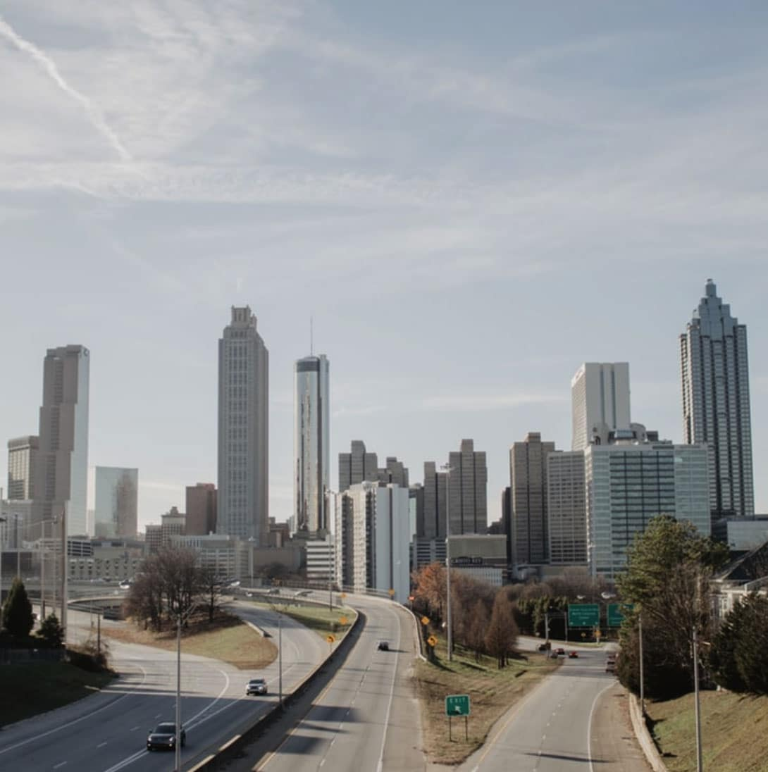 atlanta city view