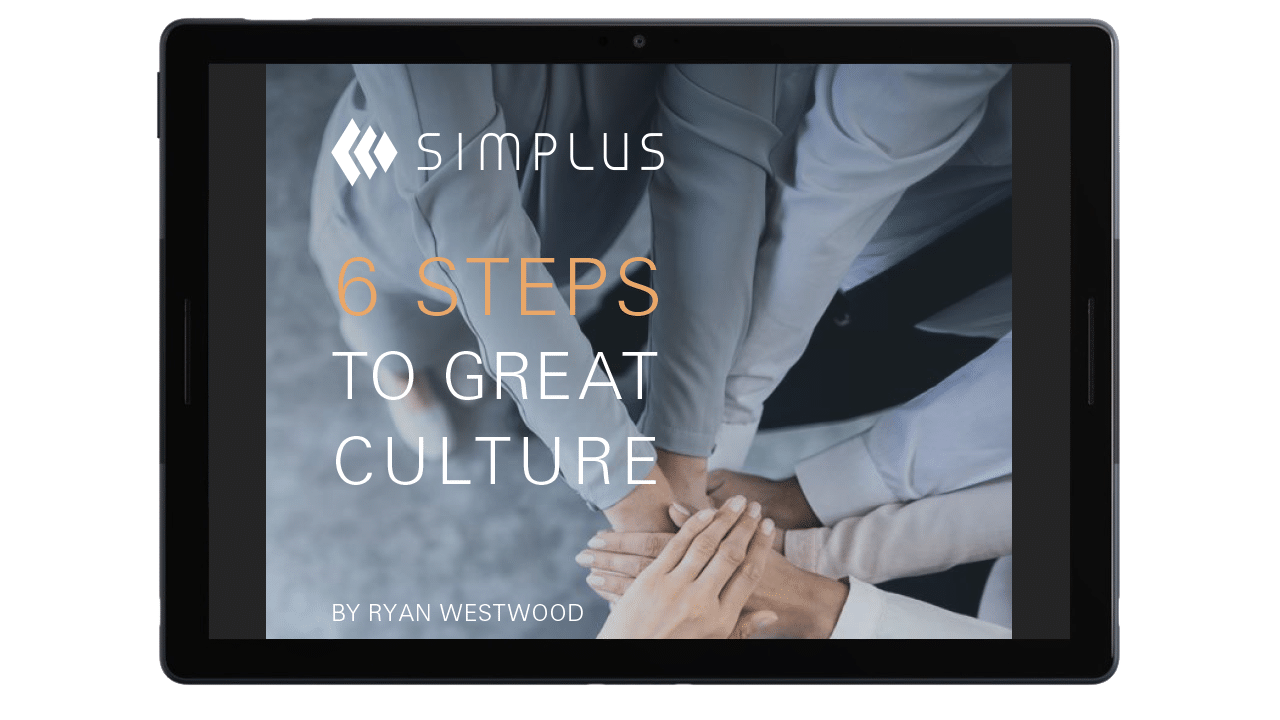 6 Steps to Great Culture ebook
