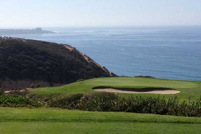 Torrey Pines South Hole 3
