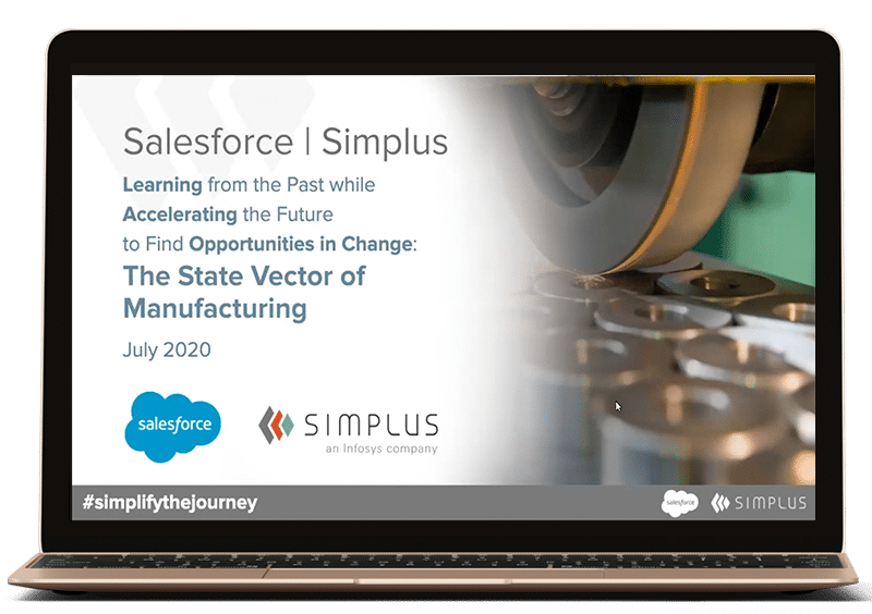 The State Vector of Manufacturing Video