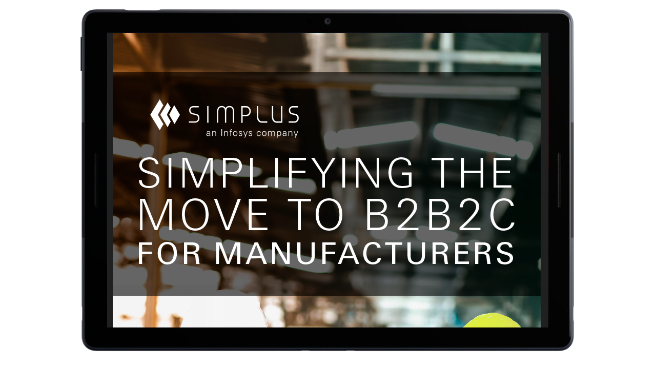 Simplifying the move to B2B2C for Manufacturers thumb